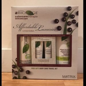 NIB Matrix Biolage Colorcare Affordable Luxuries